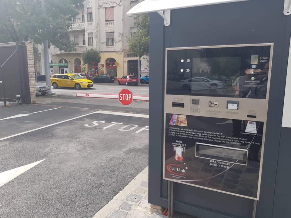 Parkolórendszerek