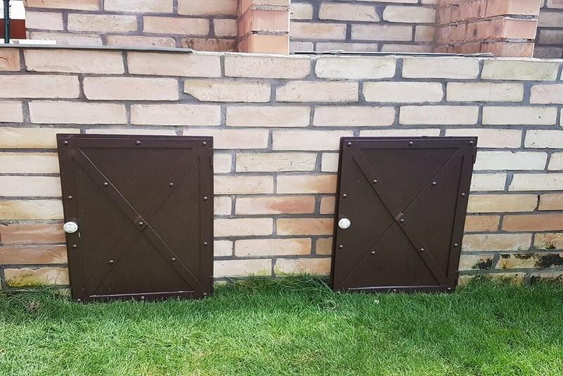 Kis ajtók