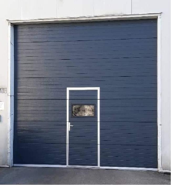 ipari kapu, ipari garázskapu